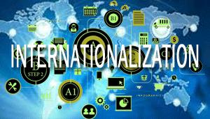 Internationalization Process