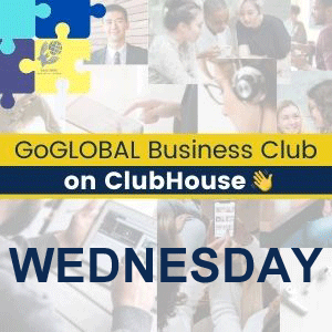 GoGLOBAL-Business-Club-on-ClubHouse-Wednesday