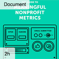 The Guide to Meaningful Nonprofit Metrics