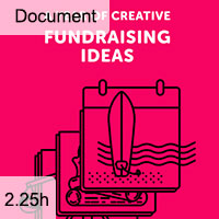 A Year of Creative Fundraising Ideas