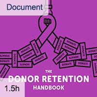The Donor Retention Handbook
