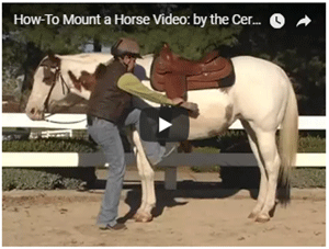 How to Mount and Dismount Correctly
