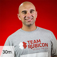 The Nonprofit Ready Podcast: Pat Ross, Team Rubicon
