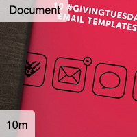 10 #GivingTuesday Email Templates