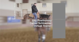 Leg Positioning – Daniel Schloemer