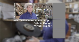 How to Make a Hat at Shorty's Part 2 – Bobbie Gough