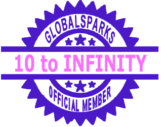 10 to infinity